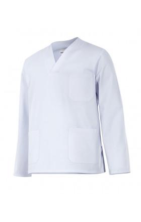 V588 Camisola pijama manga larga
