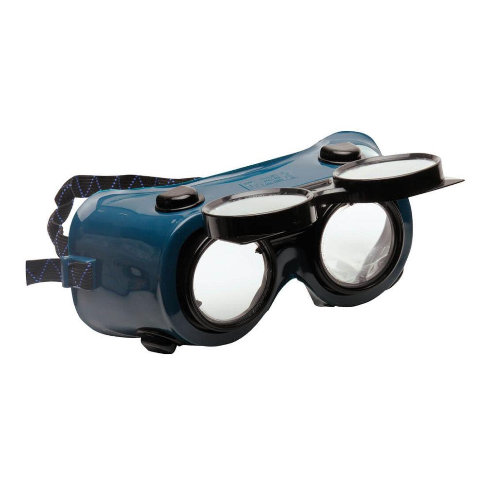 PW60 – Gafas de soldadura autógena  Verde botella