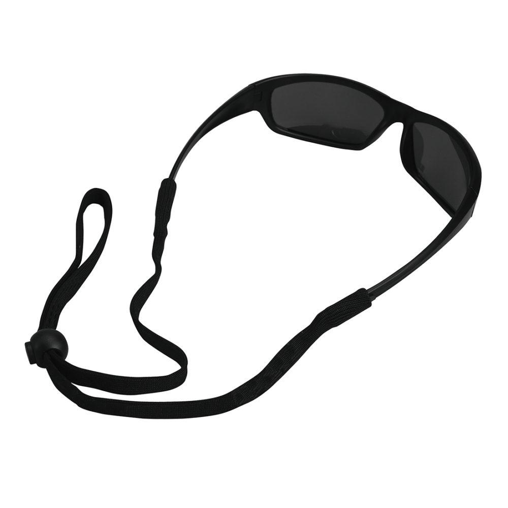 PA30 – Cordón para gafas  Negro. cajas de  100  unidades.