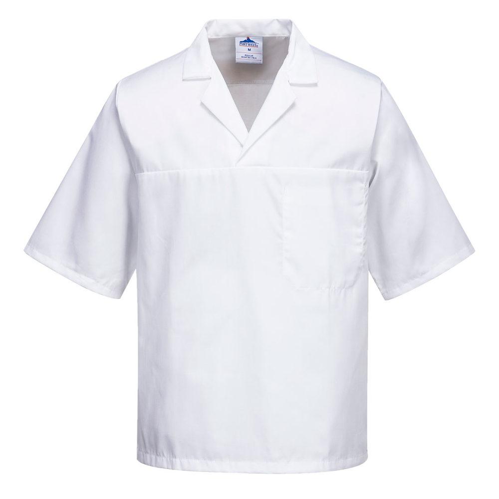 2209 – Camisa de panadero, manga corta