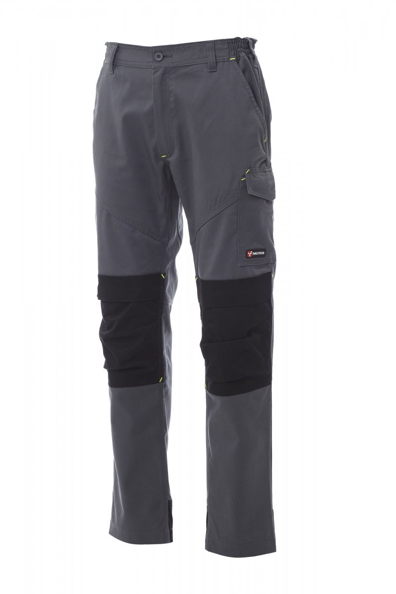WORKER TECH. Pantalón multiestación con bolsillos para rodilleras