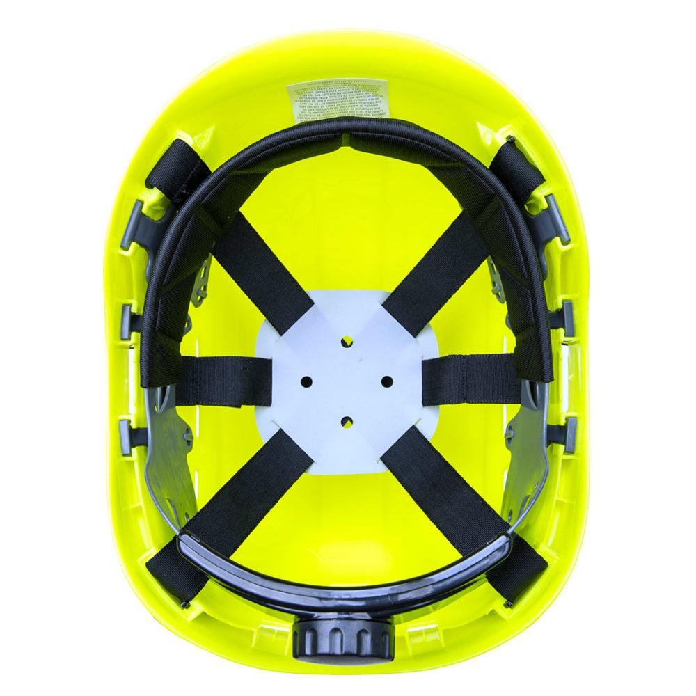 PB55 – Casco Endurance con porta distintivo