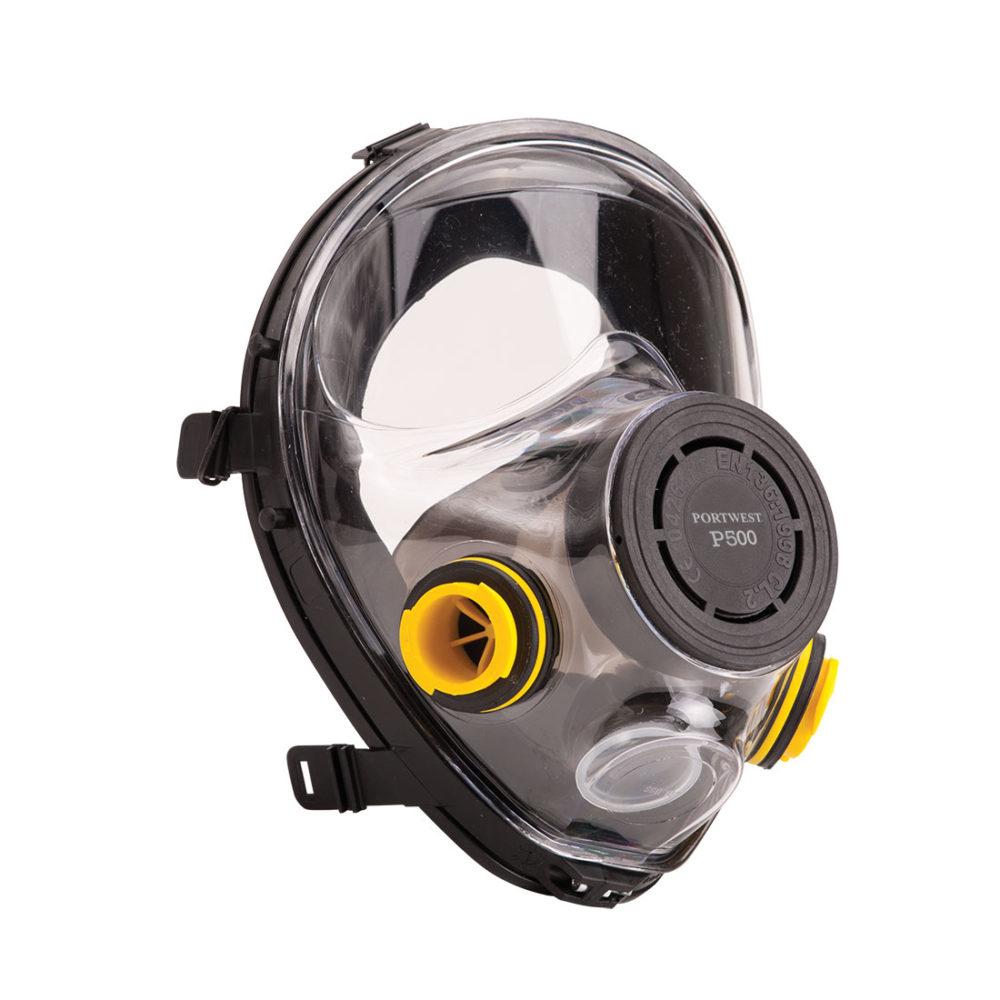 P500 – Máscara de cara completa Vienna  Negro