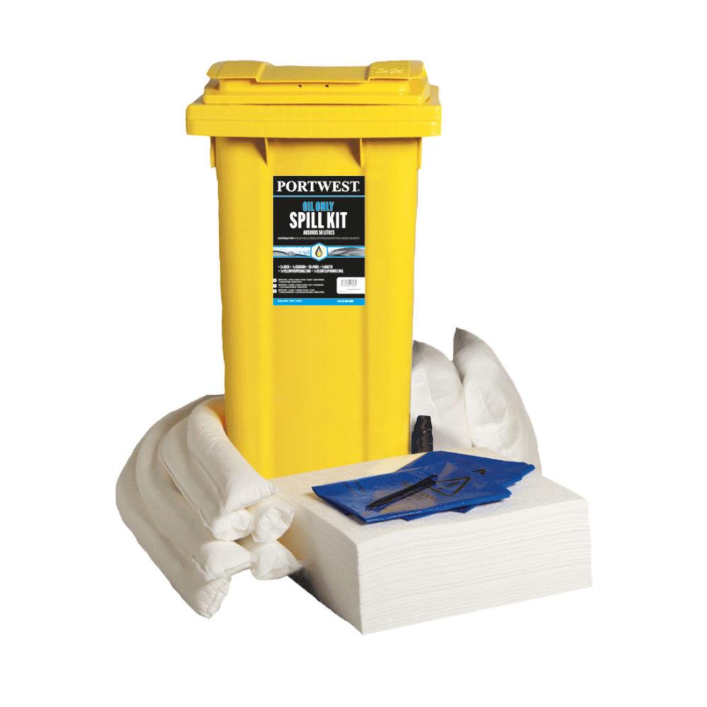 SM63 – Kit Oil Only 120 litros  Blanco