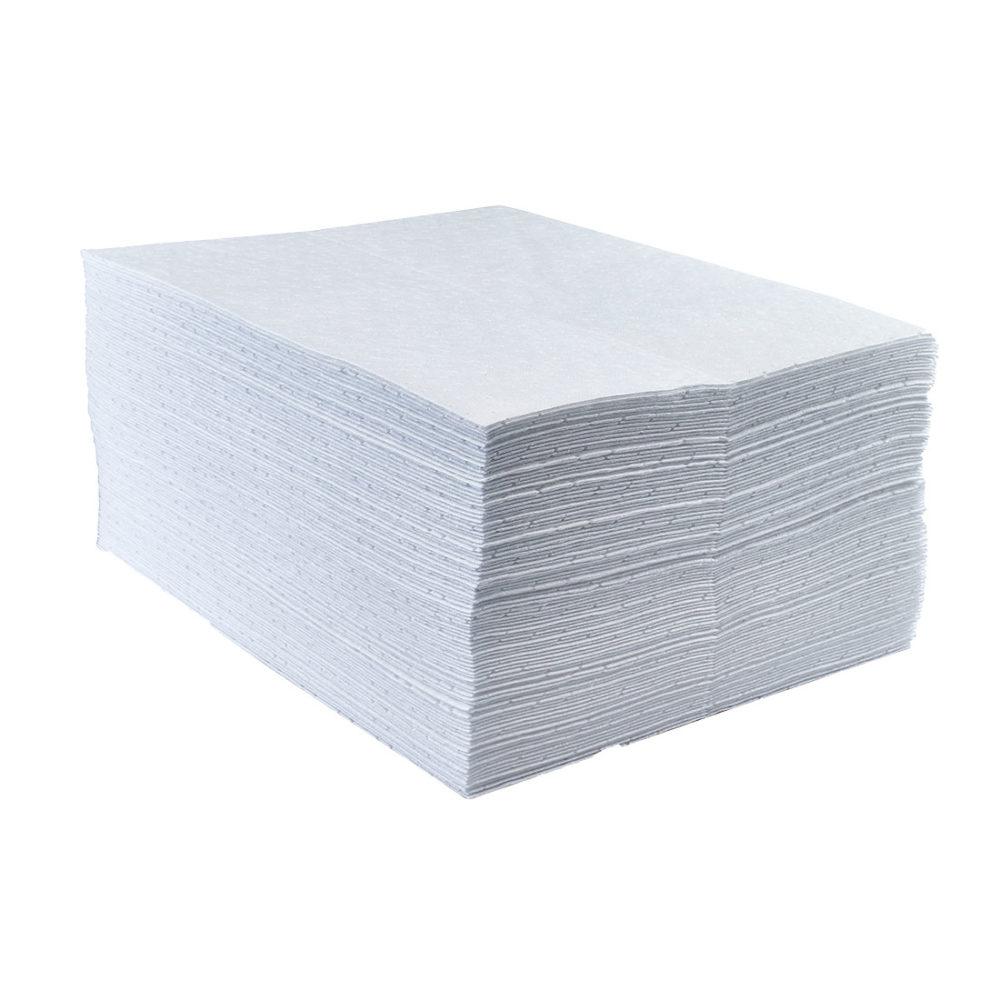SM50 – Paño Oil Only  Blanco. cajas de  200  unidades.