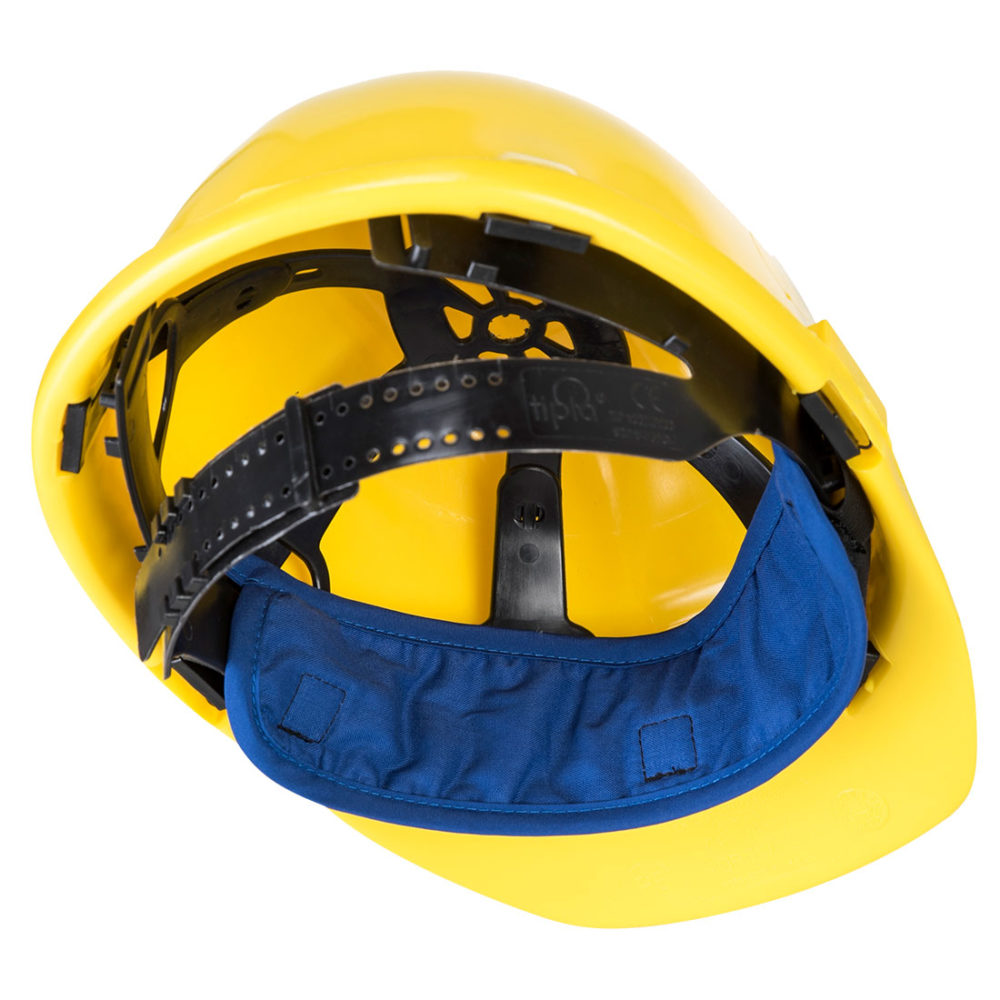 CV07 – Banda refrescante para el casco  Azul