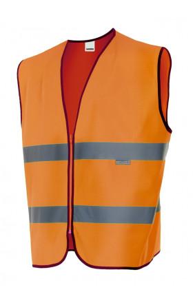 V145 Chaleco profesional alta visibilidad